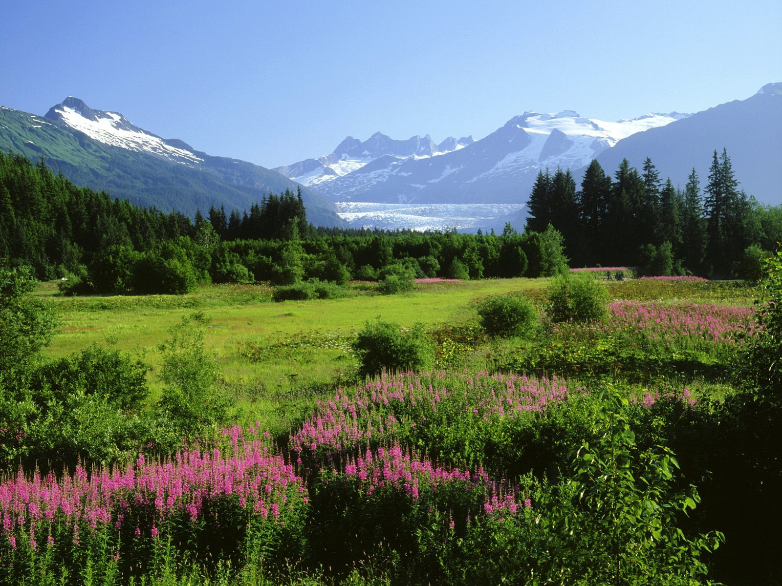 Blog Archive Fantastic Alaska Landscapes Wallpapers 1600x1200