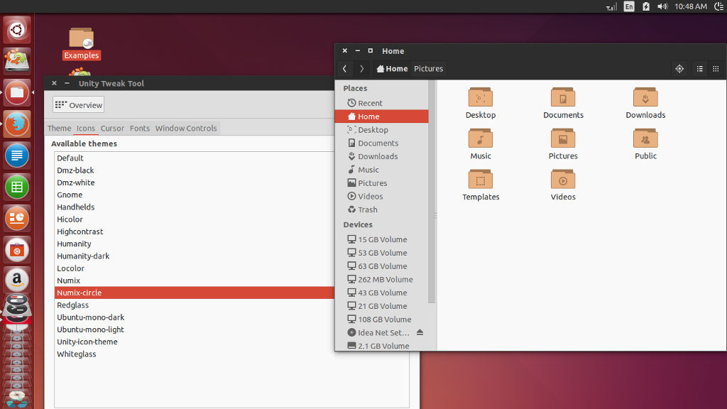 Ubuntu 1404 Themes   Unity Themes GTK Themes and Icon Themes 1024x576