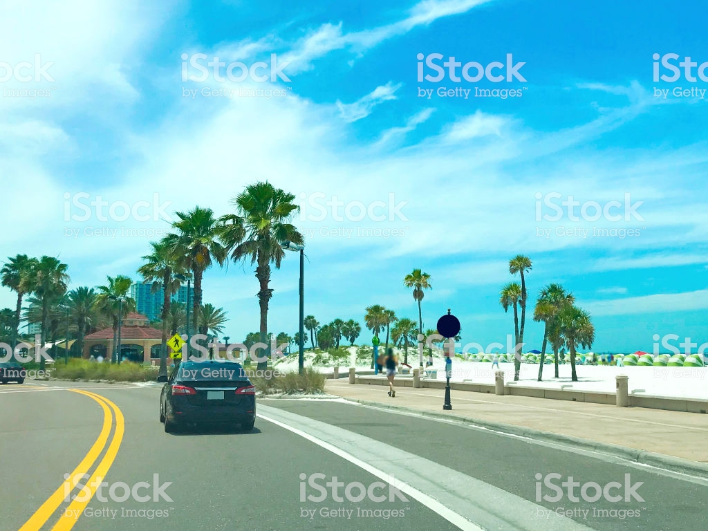 Clearwater Beach Florida Stock Photo More Pictures of 1024x768