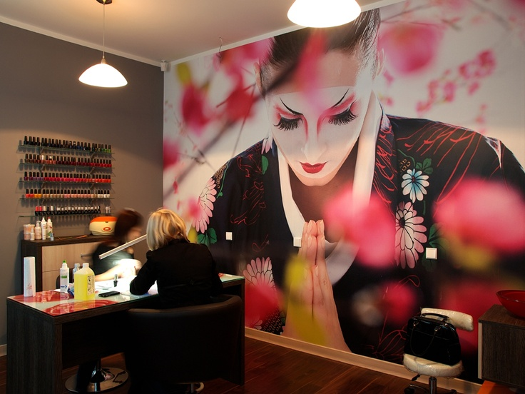 Nail Salon Wallpaper Pin it like a brilliant self 736x552