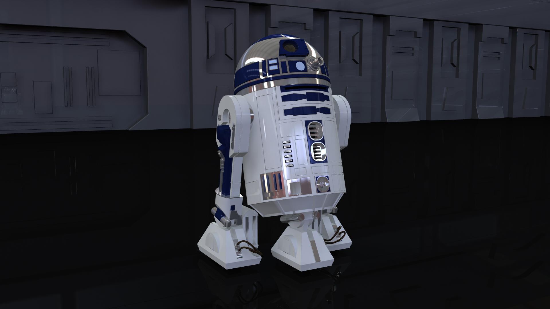 Star Wars R2d2 Wallpaper Wallpapersafari