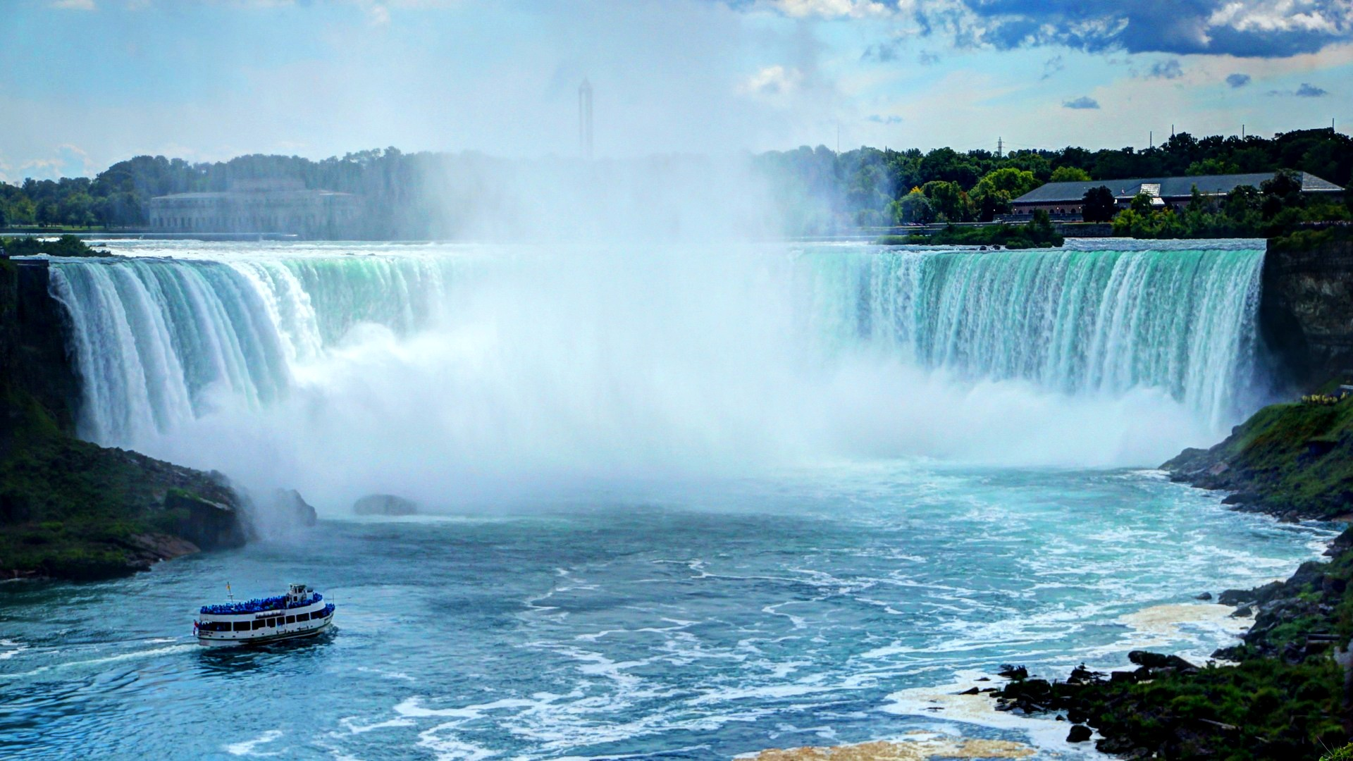 Niagara Falls Wallpapers 11313 Wallpaper Wallpaper hd 1920x1080