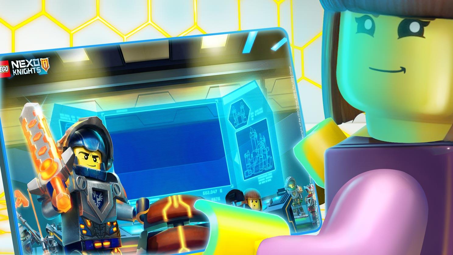 Control Room   Wallpapers   Activities   NEXO KNIGHTS LEGOcom 1488x837