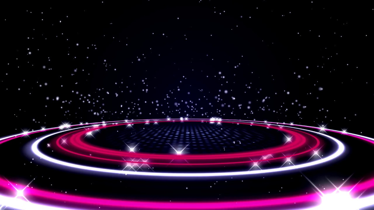 Dance Floor Motion Background HD 1080p 1280x720