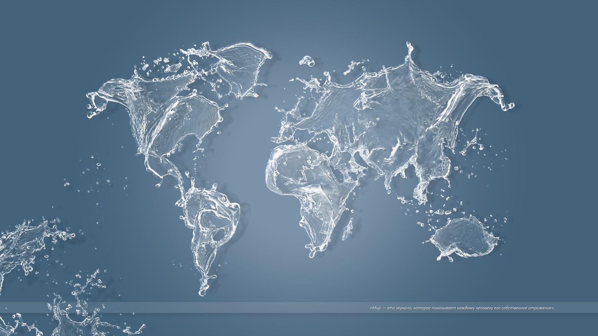 Wall map wallpaper wallpapersafari wallpaperswallpaperswater world map windows 8 gumiabroncs Image collections