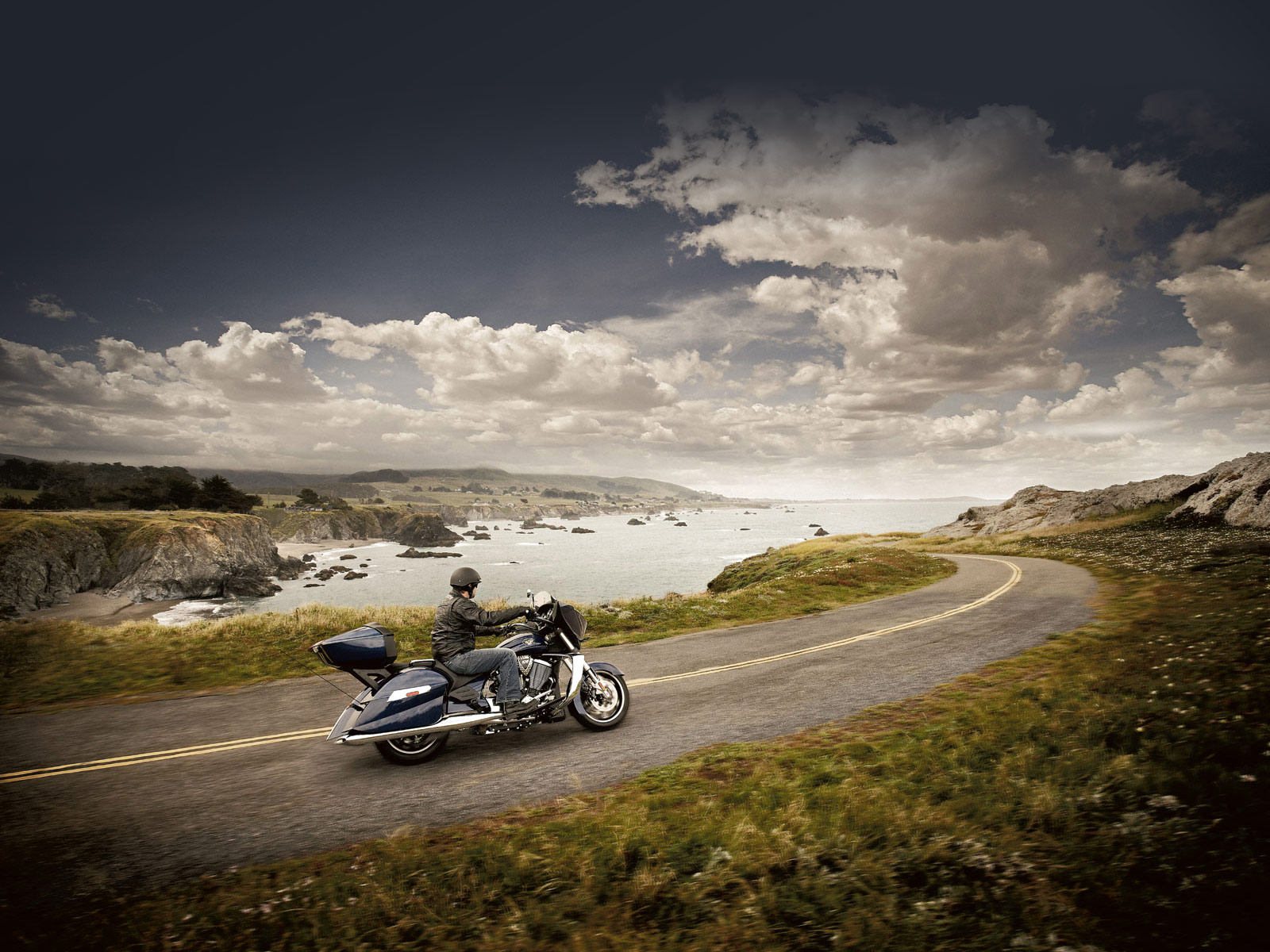 VICTORY Cross Country motorcycle insurance 2011 wallpapers 1600x1200