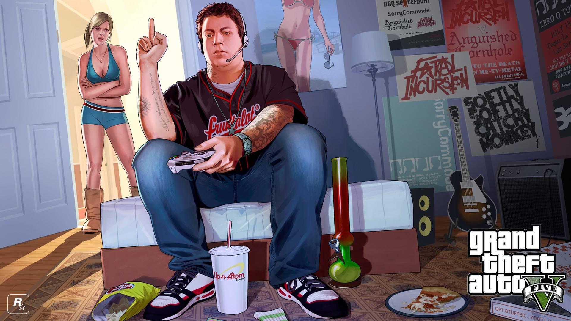 grand theft auto - Grand Theft Auto Picture