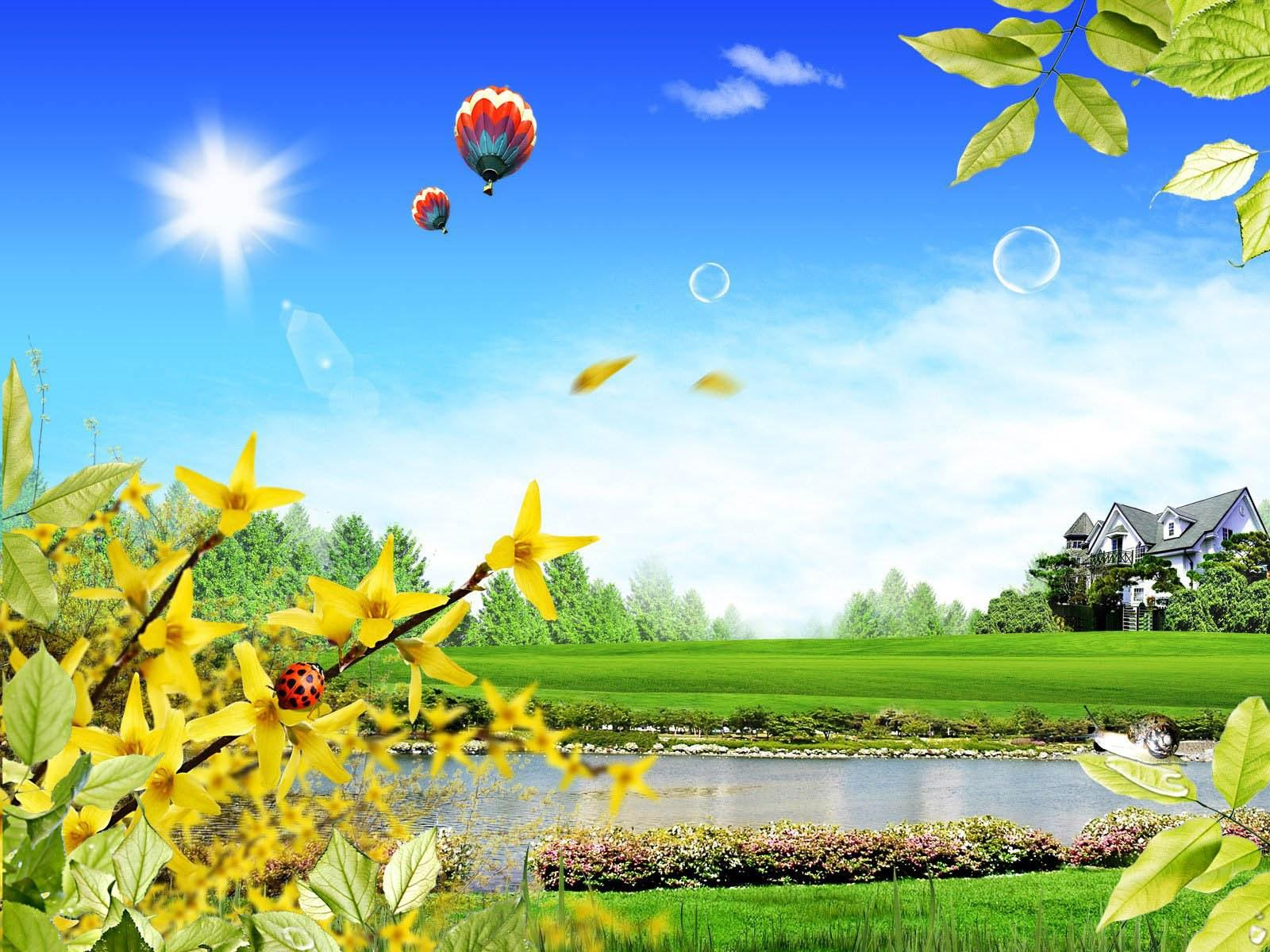 Beautiful Summer 1600x1200 Wallpapers 1600x1200 Wallpapers Pictures 1600x1200