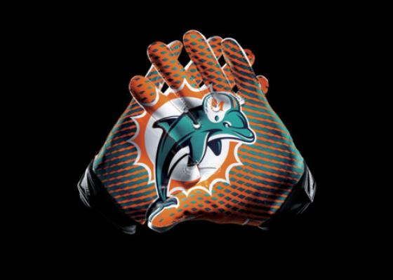 miami dolphins logo wallpaper 560x400