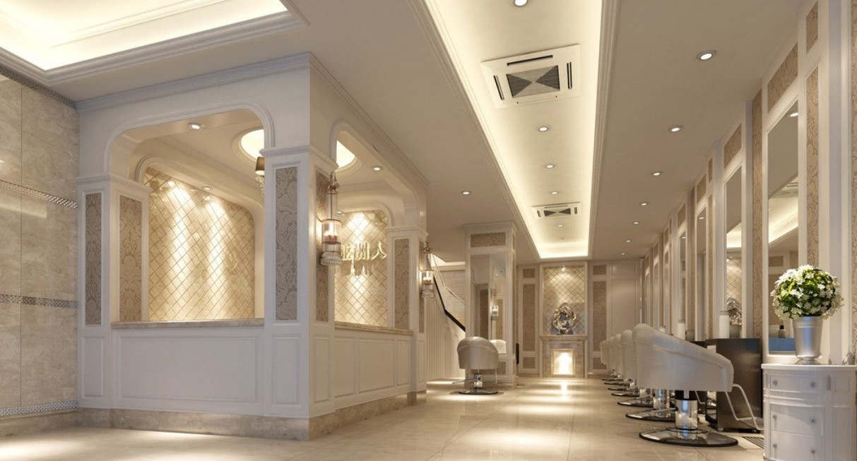 hair salon 3D house 3D house pictures and wallpaper 1213x653