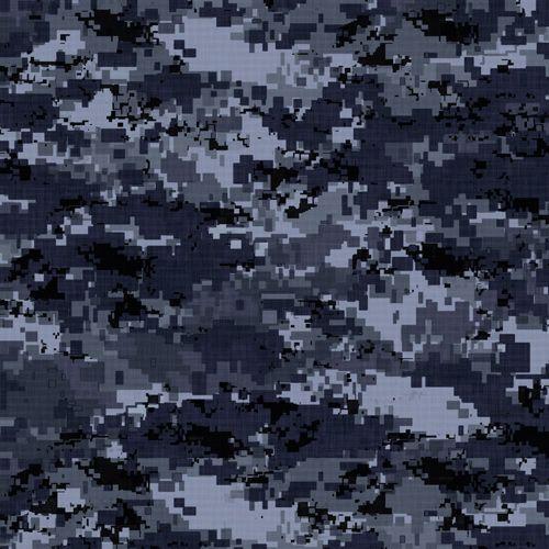 Navy Digital Camouflage Wallpaper Apple iphone 5 bumper case 500x500