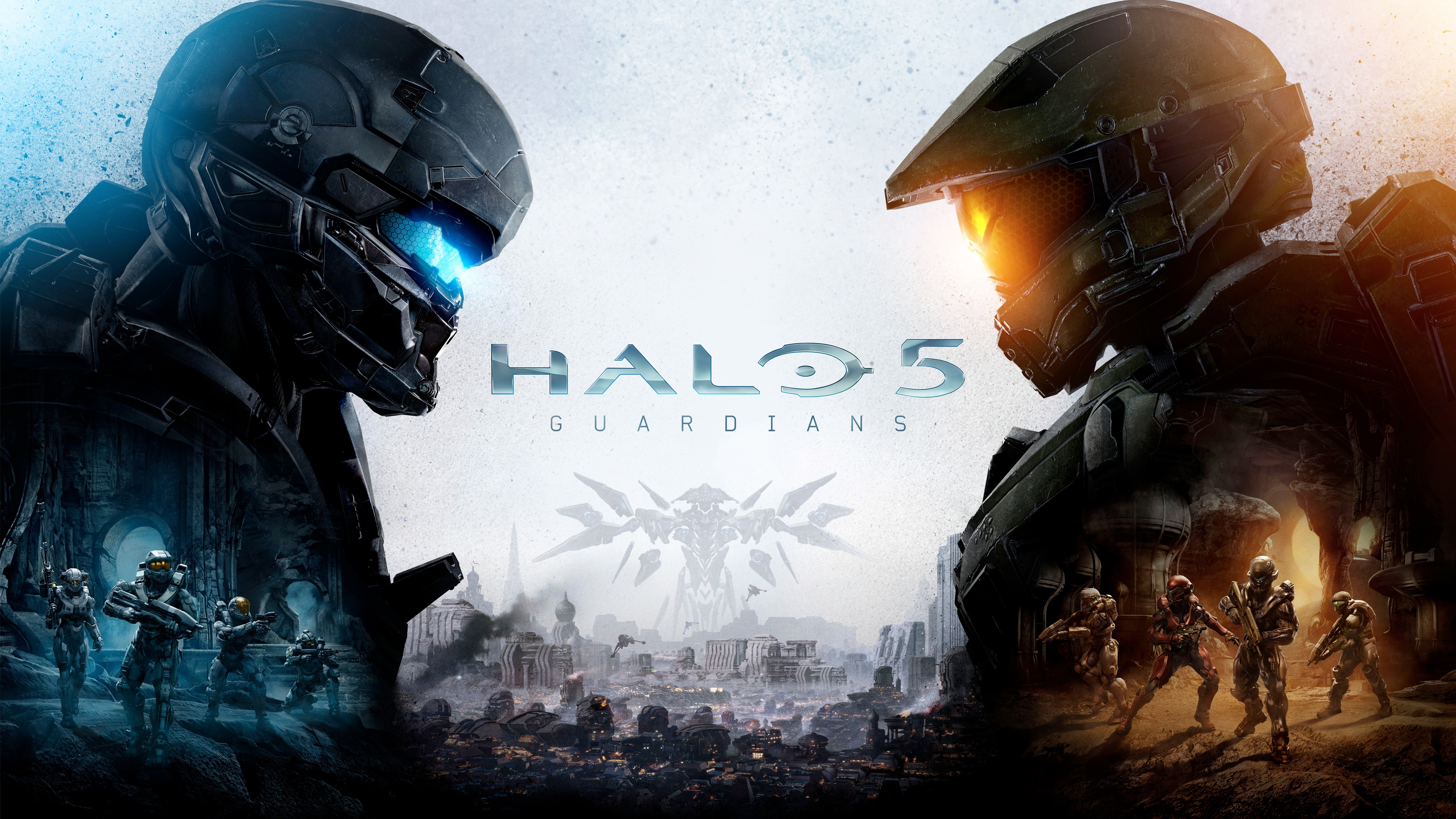 Halo 5 Guardians Wallpapers HD Wallpapers 3840x2160