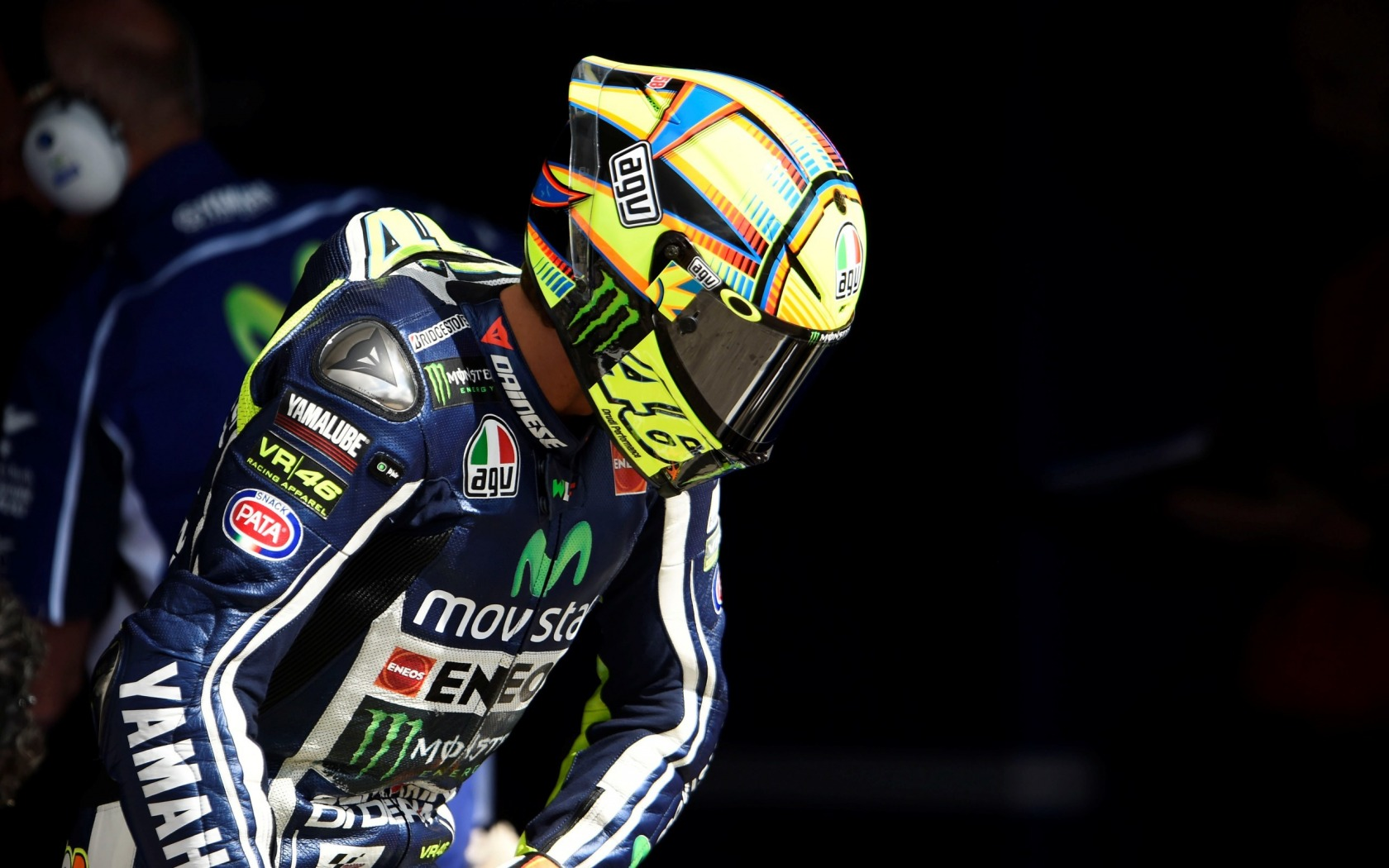 Valentino Rossi Motogp 2015 Wallpaper Full HD Wallpaper with 1680x1050 1680x1050
