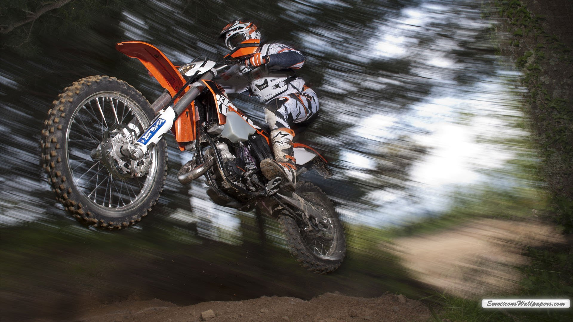 KTM 125 EXC 2012 08 Wallpapers Desktop Wallpapers HD 1920x1080