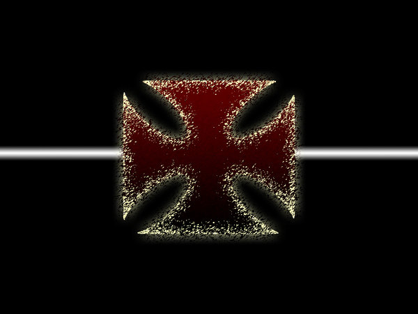 Maltese Cross wp by zauzeri 600x450