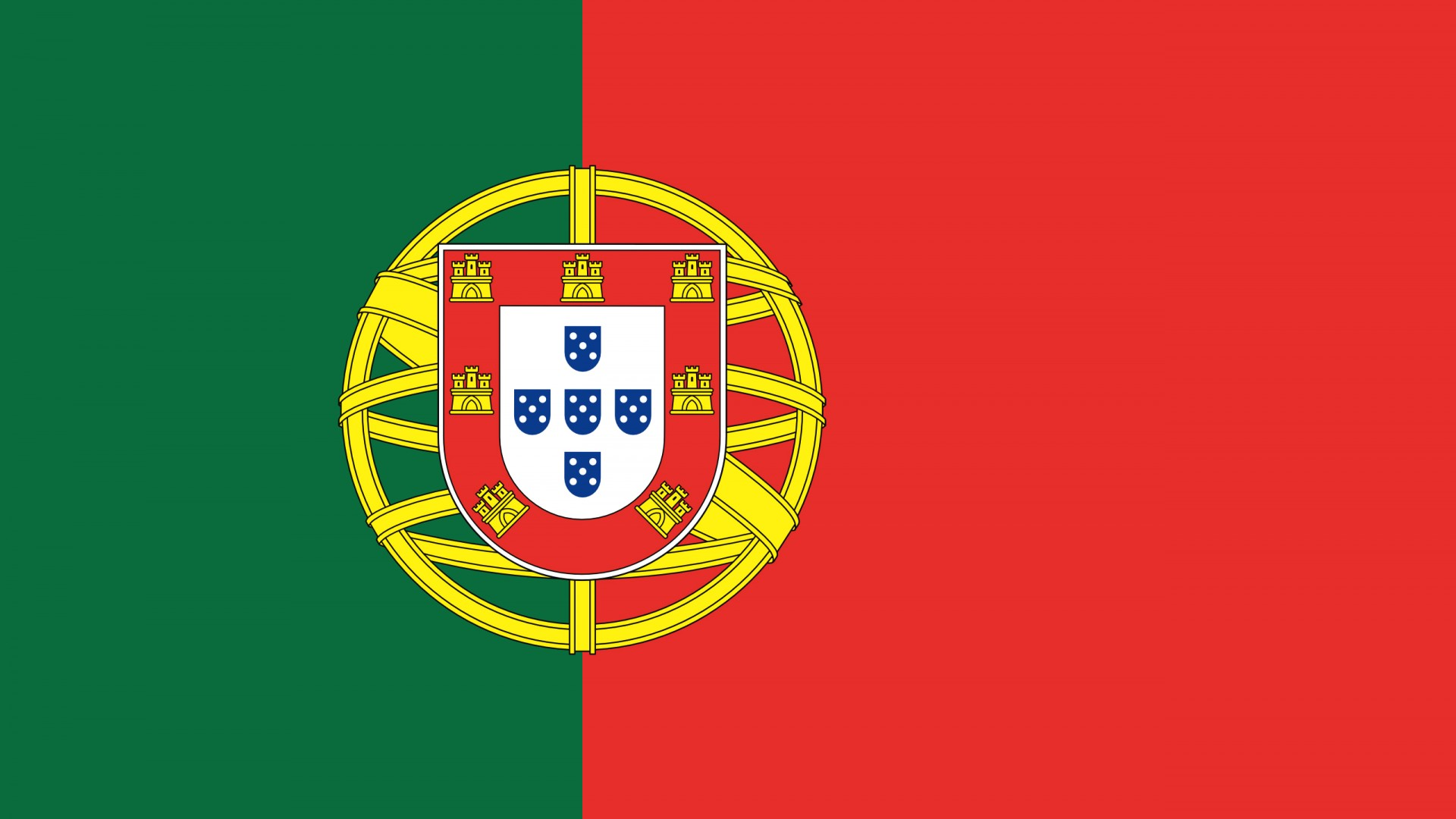 Portugal Flag Wallpaper 83 images in Collection Page 1 1920x1080