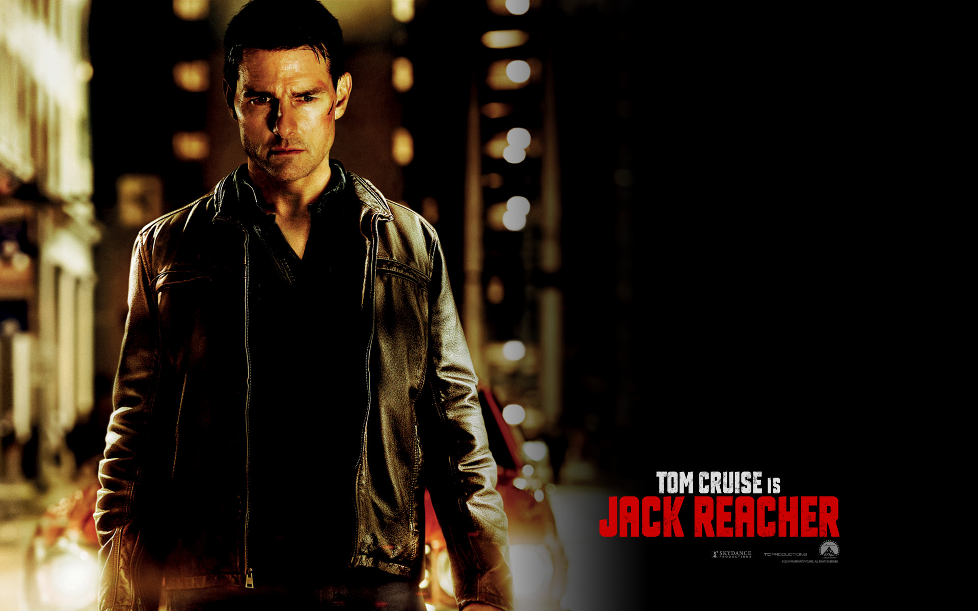 Jack Reacher HD Wallpaper Background Image 1920x1200 ID 1920x1200