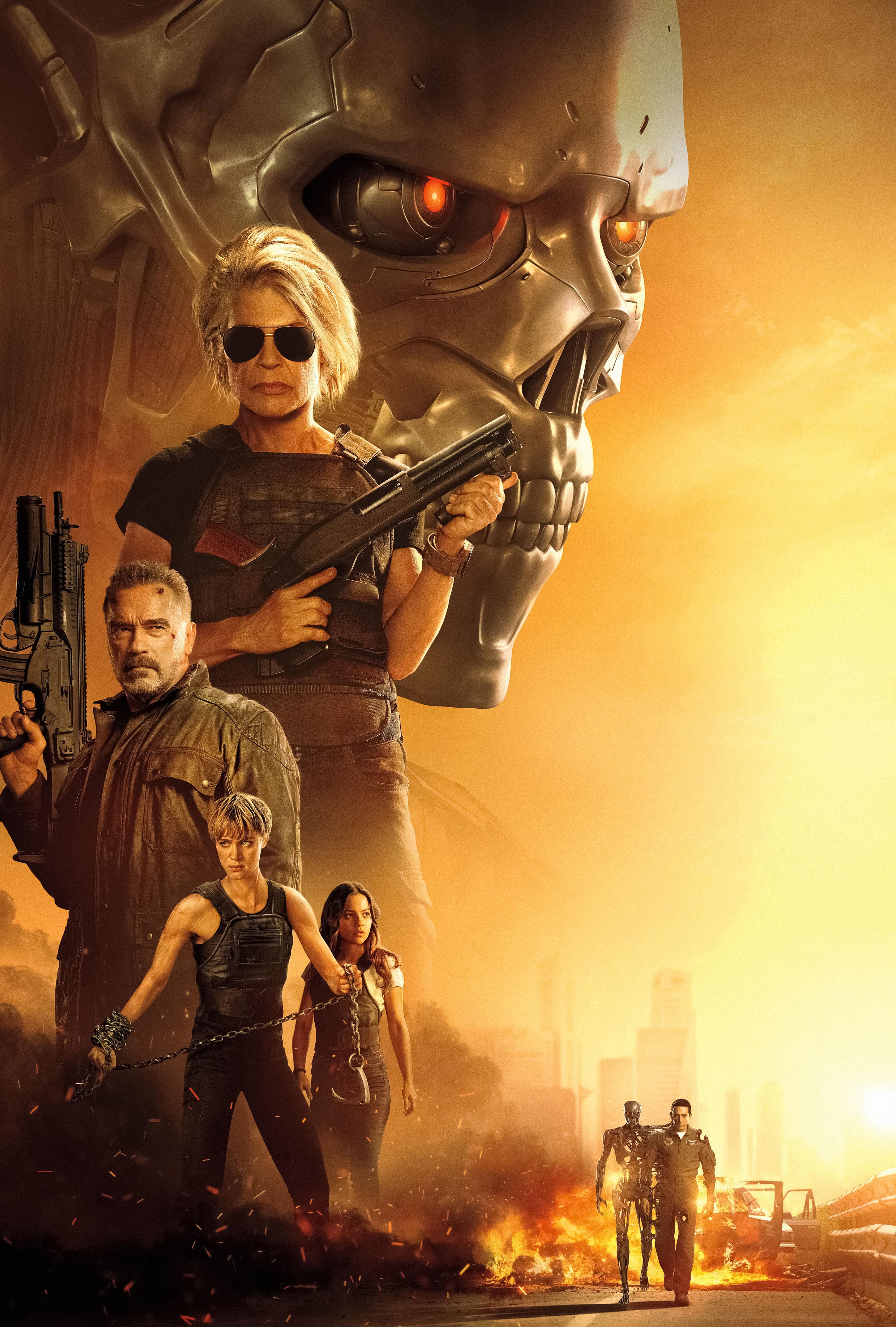 1366x768 Terminator 6 Dark Fate 1366x768 Resolution Wallpaper HD 3375x5000