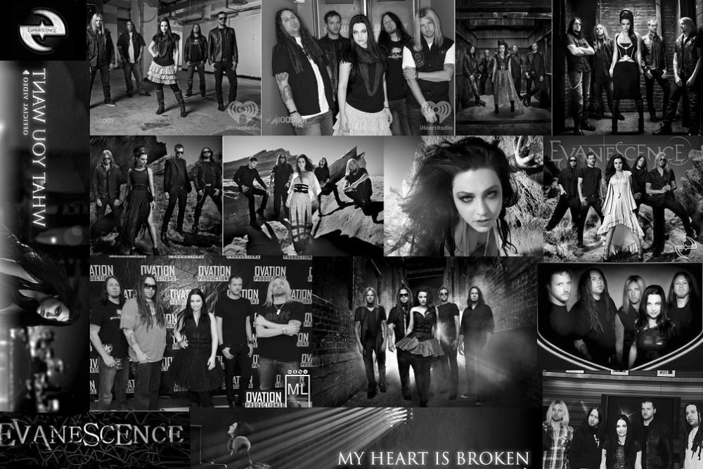 Evanescence 2017 Wallpapers 1000x667