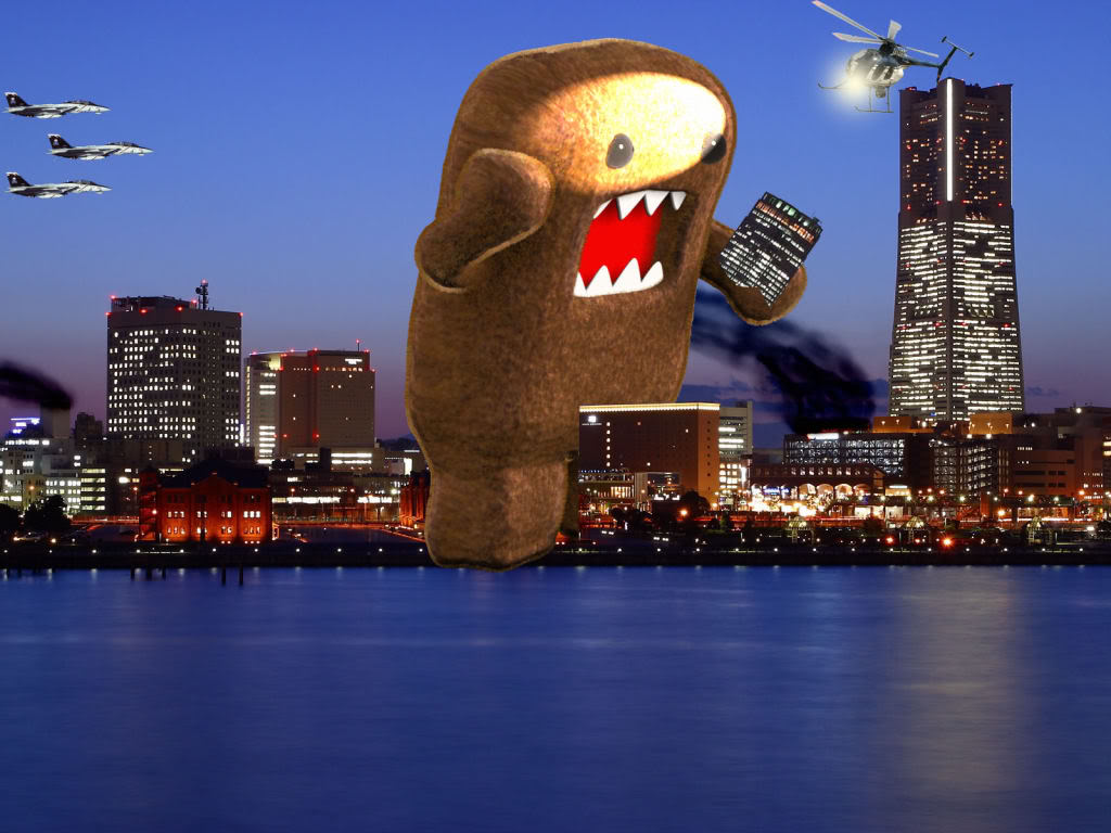 Domo Wallpaper Domo Desktop Background 1024x768
