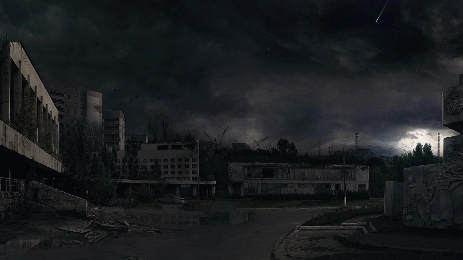 68 Chernobyl Wallpaper On Wallpapersafari