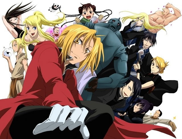 fullmetal alchemist 1080p wallpaper hd