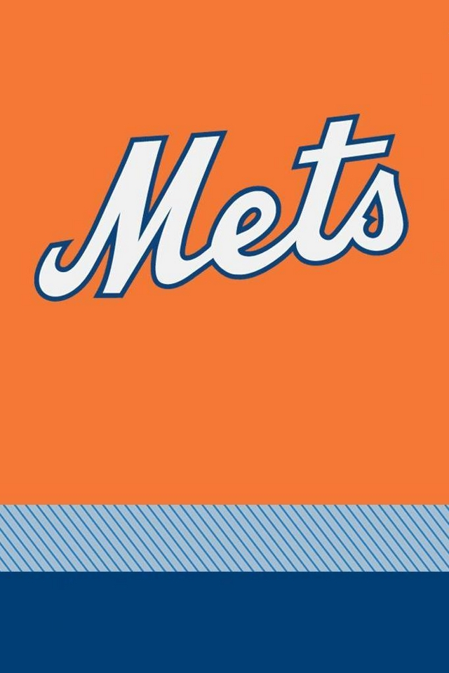 New York Mets MLB   Download iPhoneiPod TouchAndroid Wallpapers 640x960