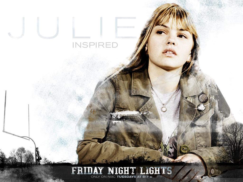 Julie Taylor   Friday Night Lights Wallpaper 430388 1024x768