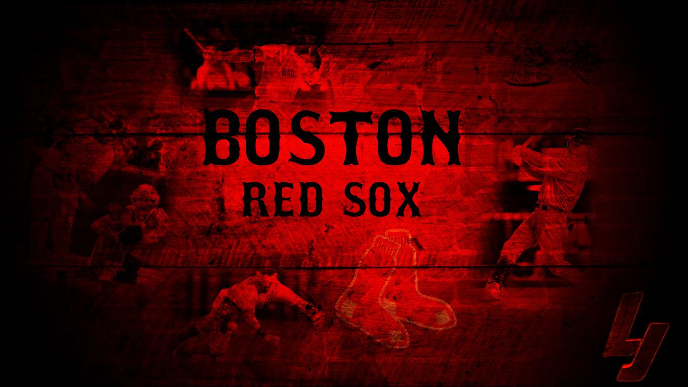 Boston Red Sox By Xnyxliljohnny 1366 X 768 1366x768