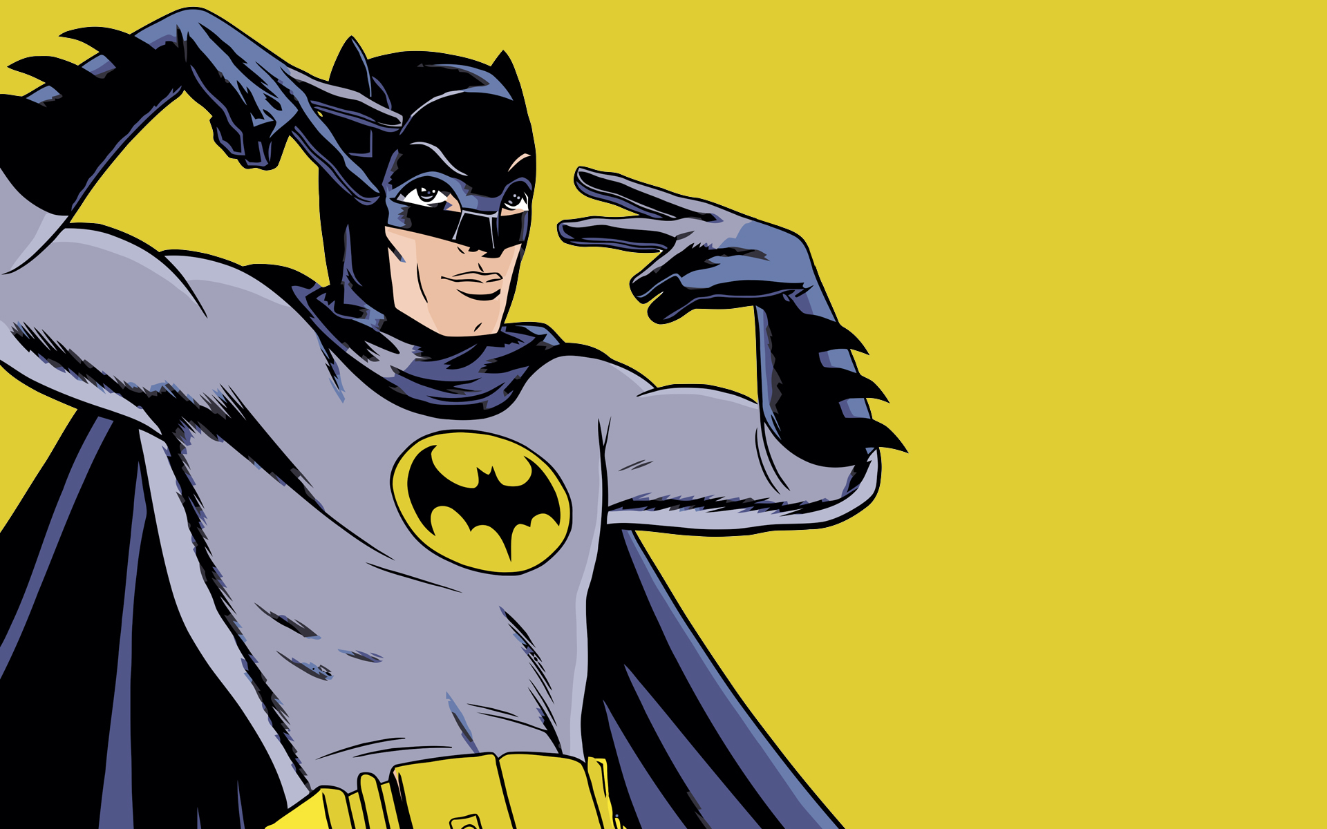 Batman Old School wallpaper   875906 1920x1200