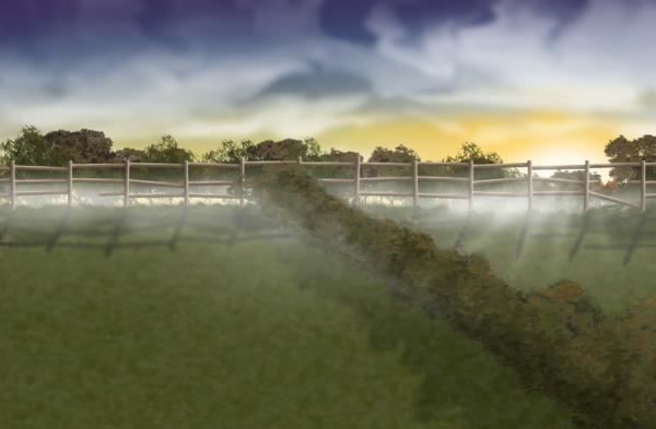 Fox Hunting Background by JNFerrigno 600x393