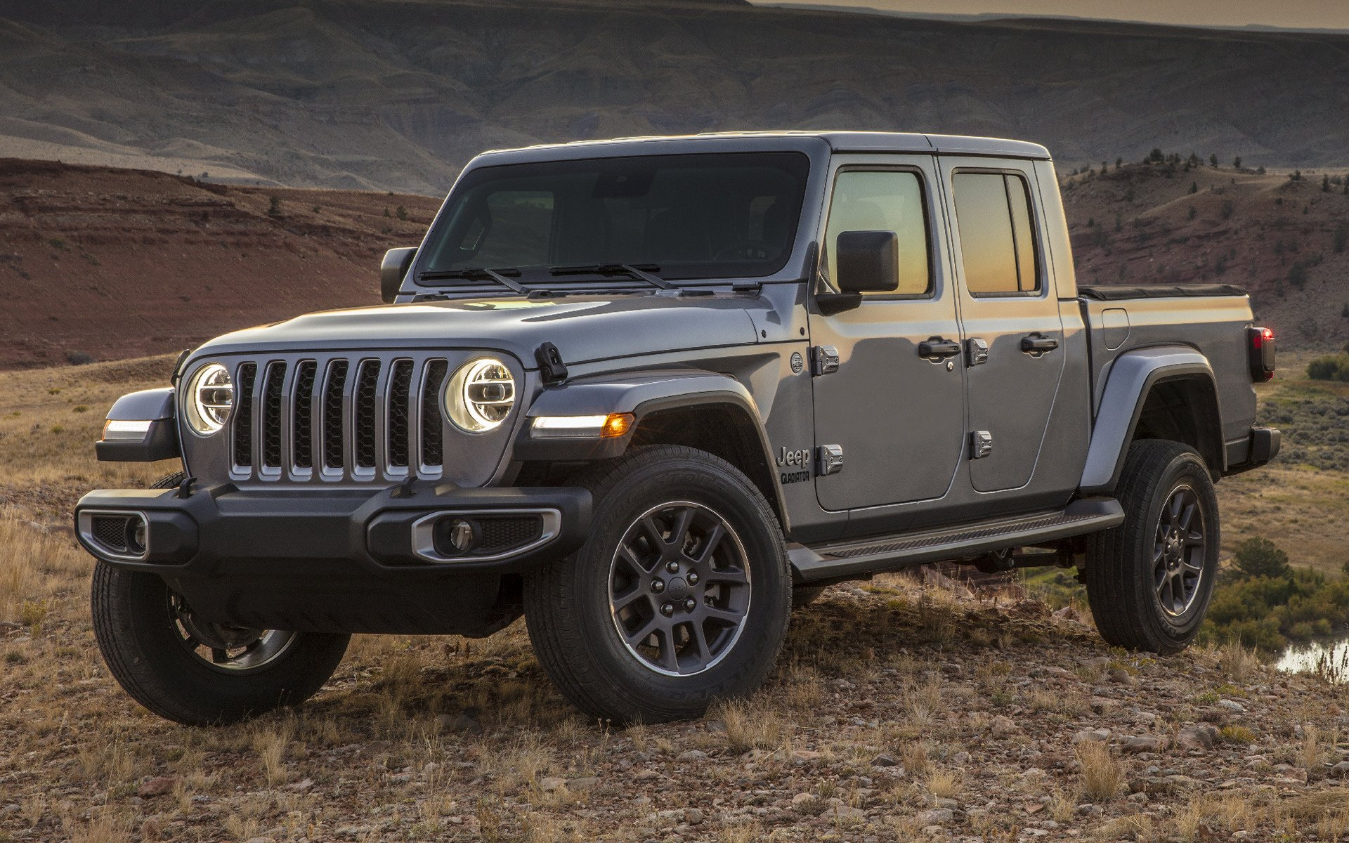 2020 Jeep Gladiator Overland   Wallpapers and HD Images Car Pixel 1920x1200