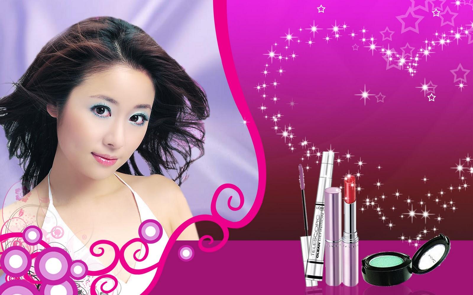 Cosmetics Wallpaper