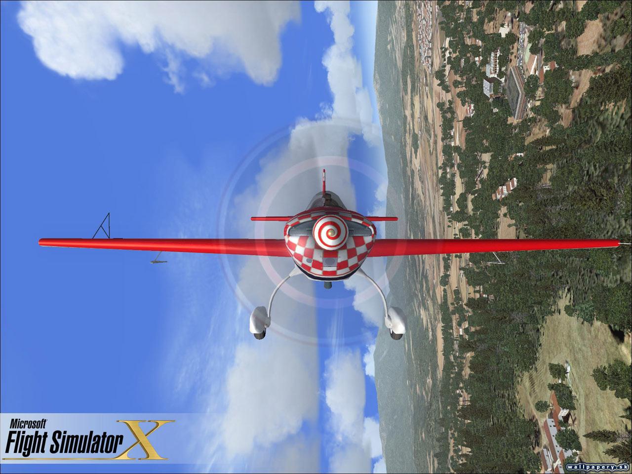 Microsoft Flight Simulator X   wallpaper 3 ABCgamescz 1280x960
