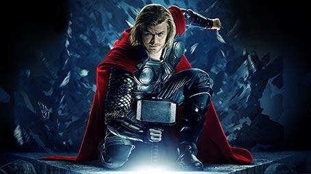Marvel Movie Theme for Windows 10 8 7 454x255