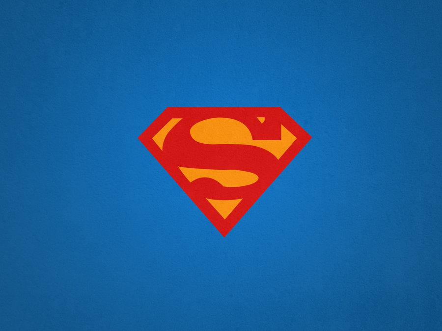 Superhero Icon Iphone Wallpaper Superman wallpaper by oribaaa 900x675