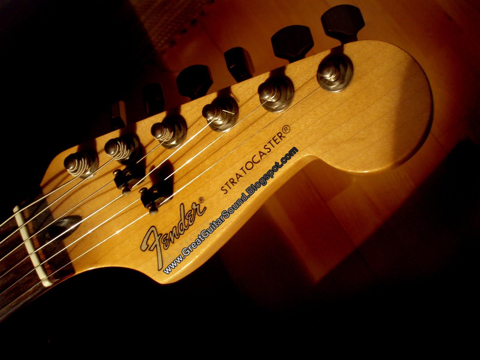 Fender Stratocaster 1600x1200