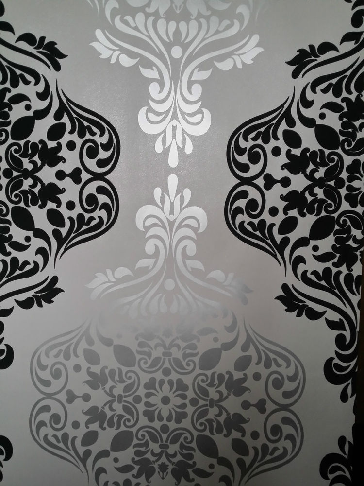 43 Black Grey Silver Wallpaper On Wallpapersafari