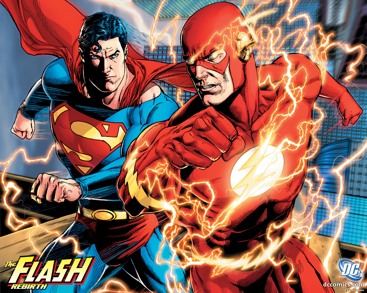 The Flash Rebirth Download Desktop 1280x1024