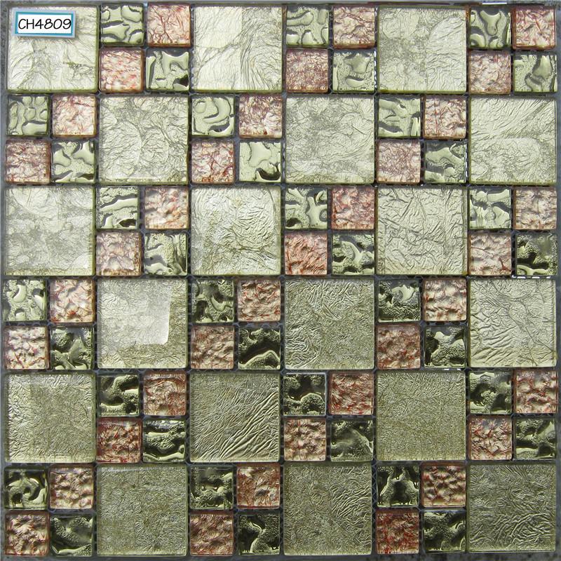 Tile backsplash over wallpaper wallpapersafari for Can you wallpaper over tiles