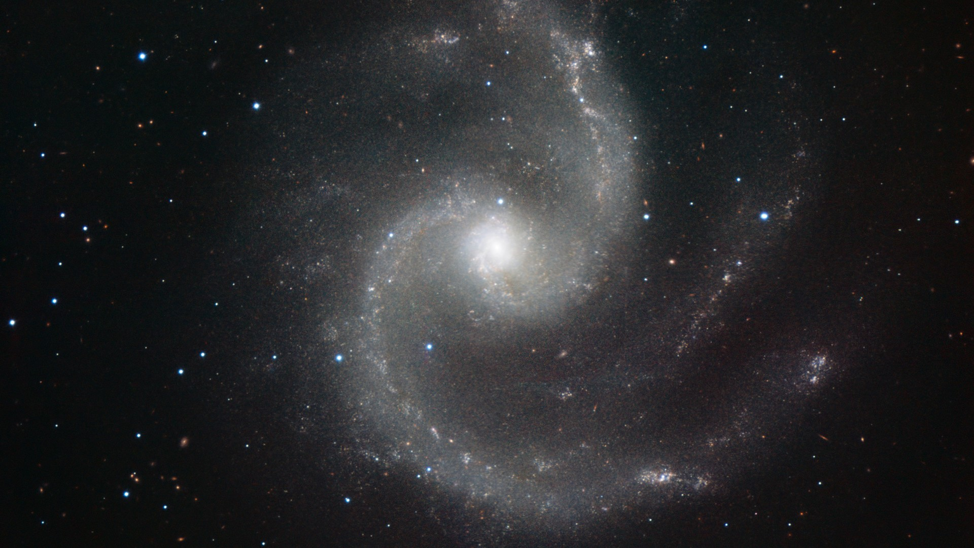 1920x1080 Galaxy in Outer Space desktop PC and Mac wallpaper 1920x1080
