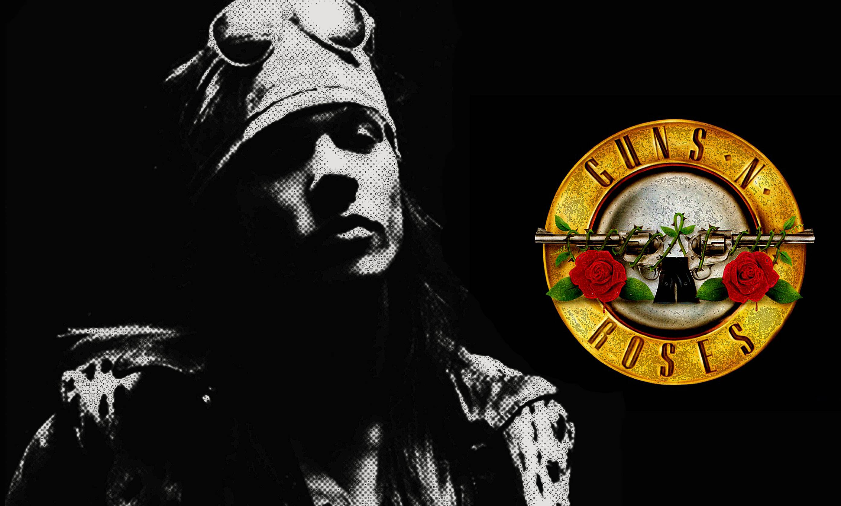 Guns N Roses Logo Wallpapers 2783x1677