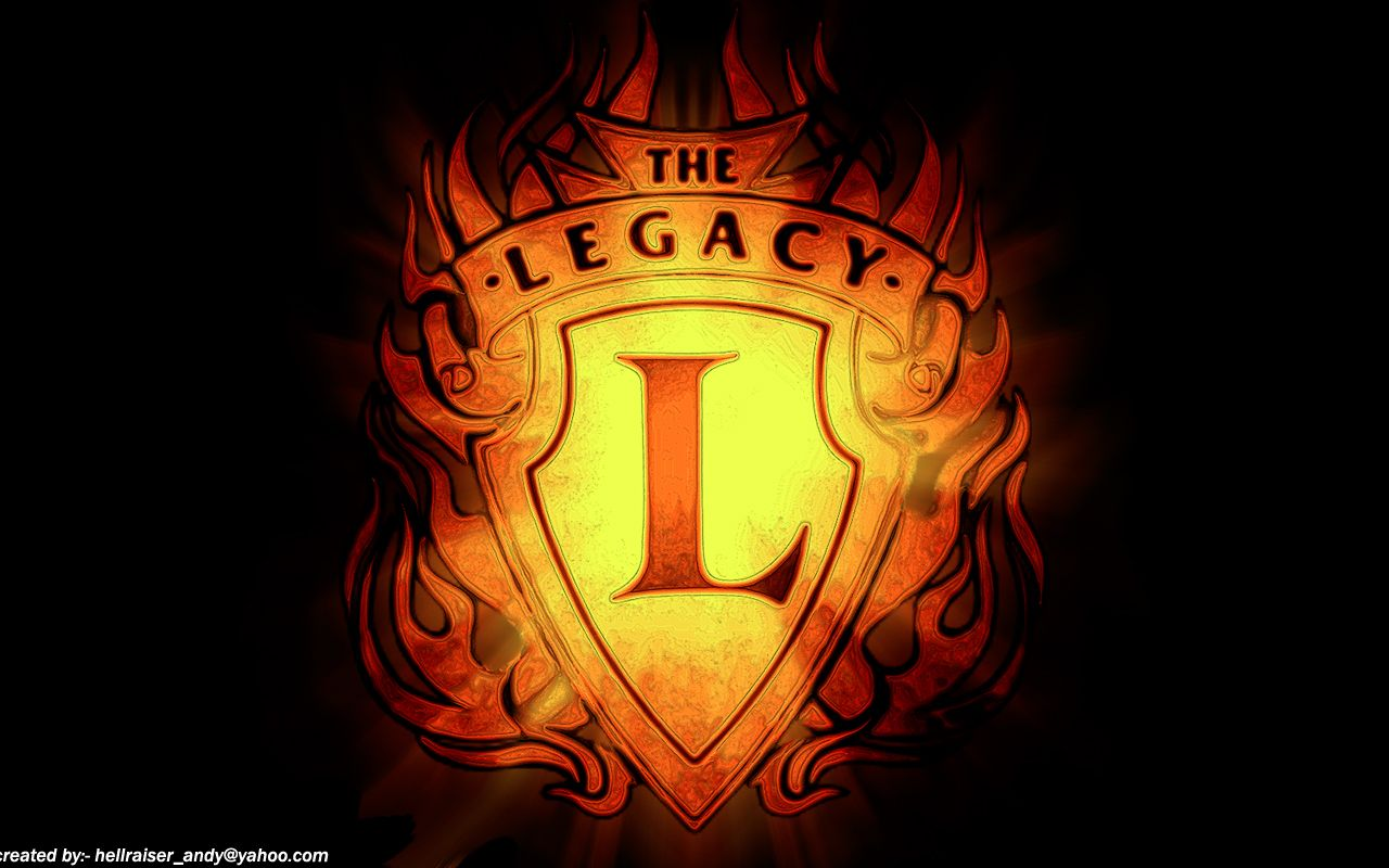 The Legacy Logo WWE Fast Lane WWE Superstars and WWE Wallpapers 1280x800