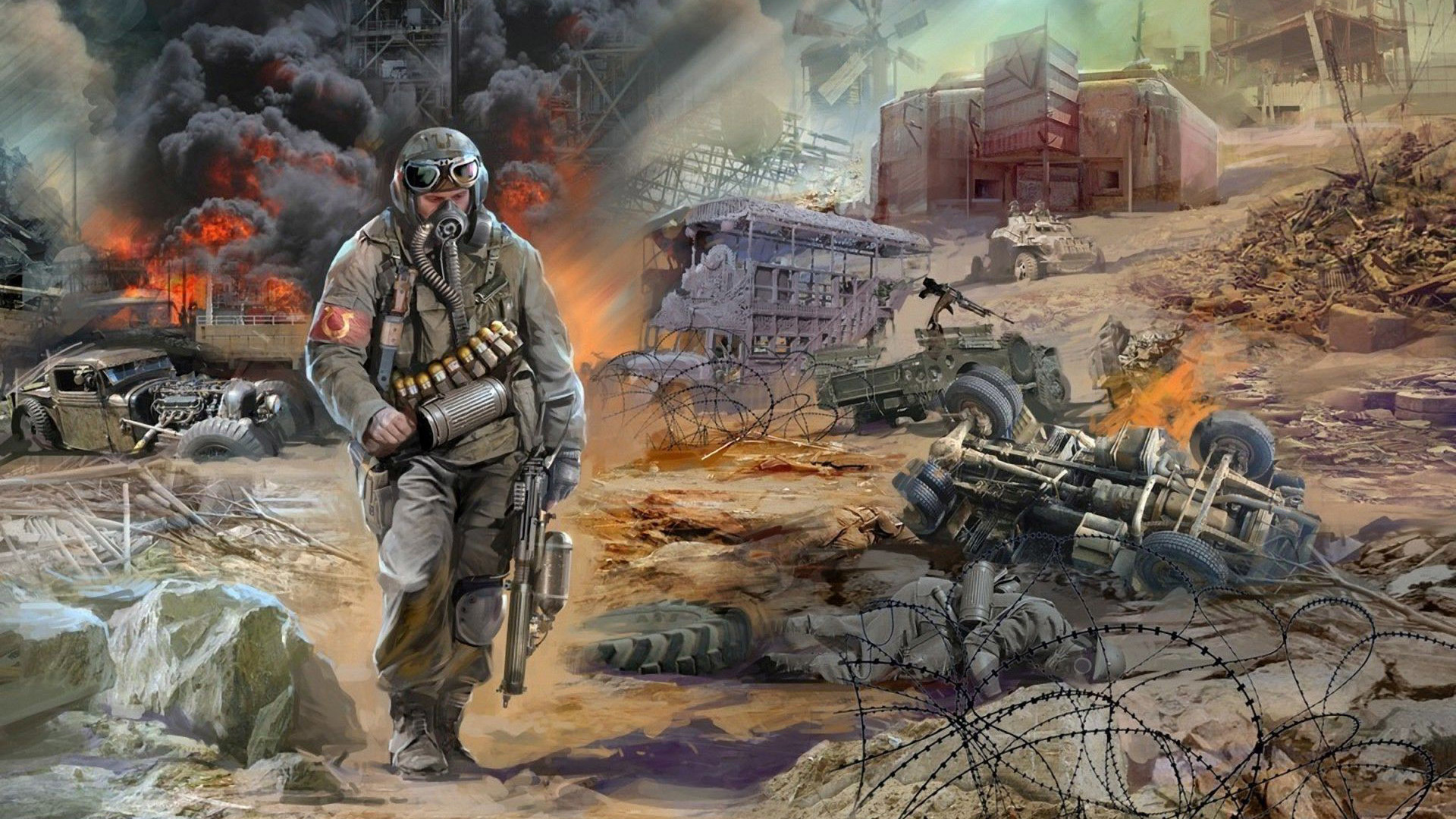 Free Download Stalker Shadow Of Chernobyl Wallpaper 26465