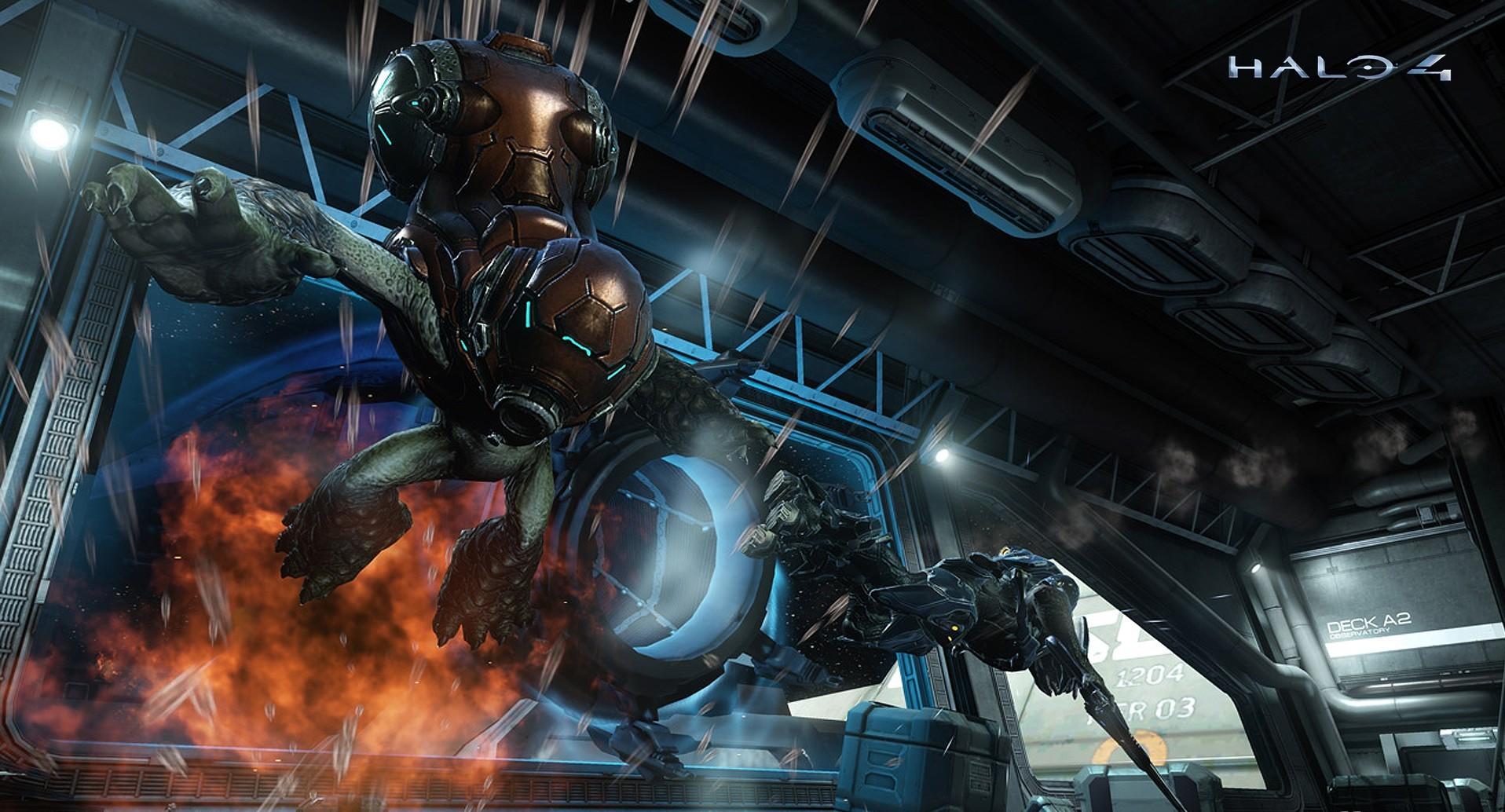 Halo 4 Wallpaper HD Download 1916x1034