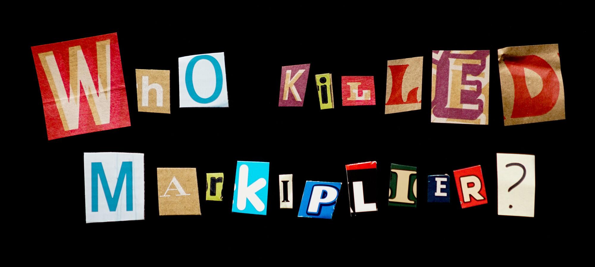 Who Killed Markiplier Markiplier Wiki FANDOM powered by Wikia 2000x898