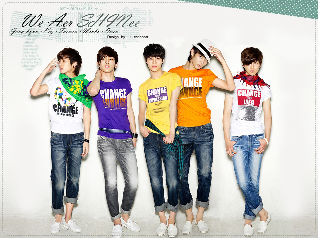 Free download Shinee Full 001 HD Wallpaper HD Wallpaper HD