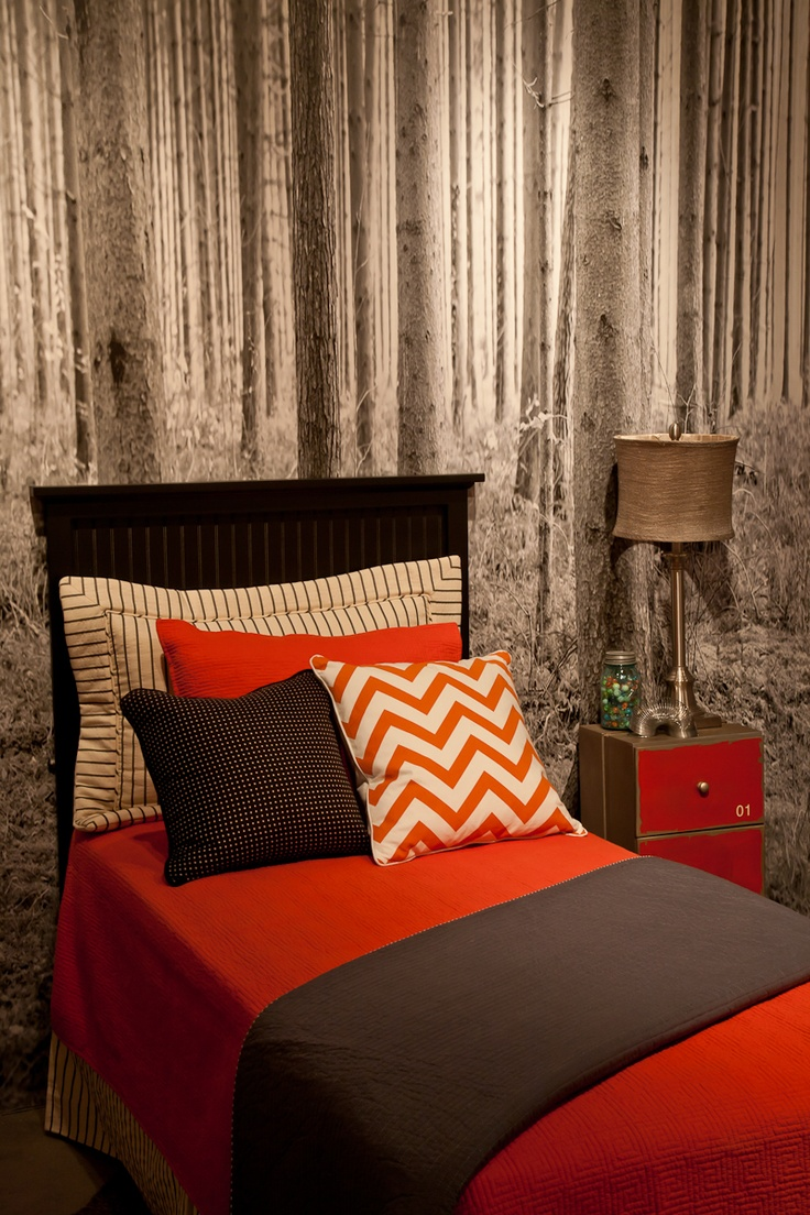 Forest Wallpaper For Room