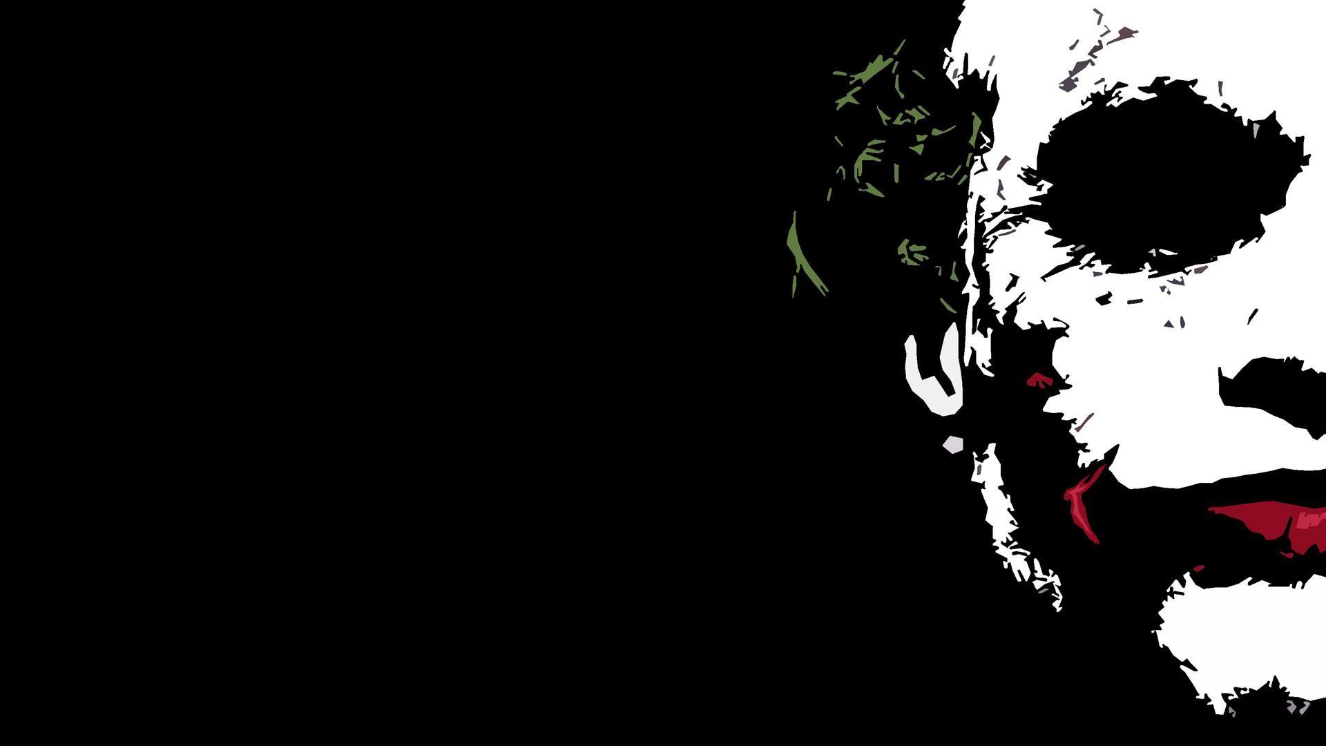 Batman The Joker Heath Ledger wallpaper background 1920x1080