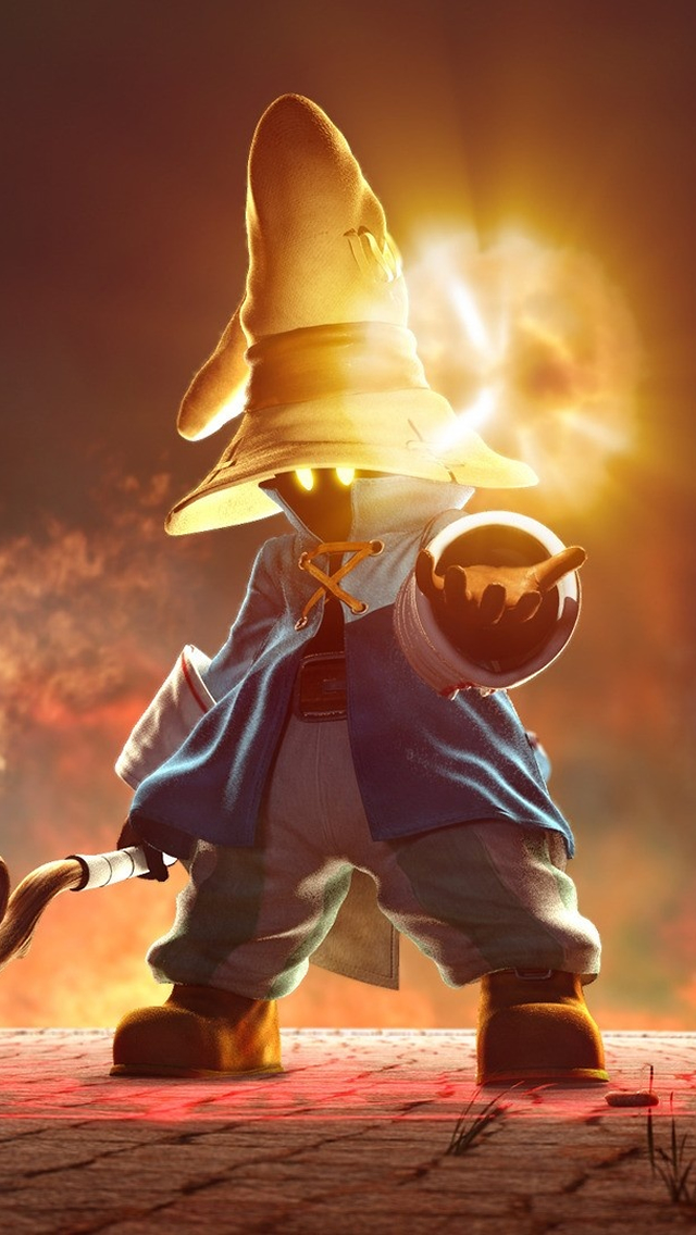 Final Fantasy IX Art iPhone 5 wallpaper ilikewallpaper com Blog 640x1136